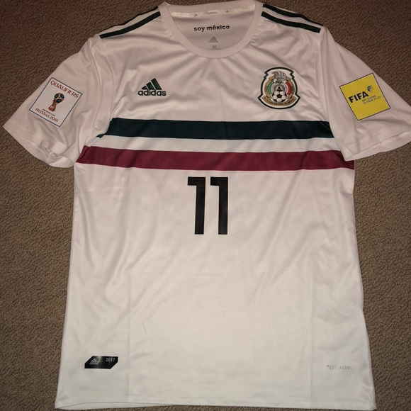 cheap for discount 2f4ac 232ea Mexico Away Carlos Vela Jersey